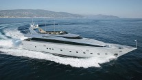 Yacht ADMIRAL 35 - Image Courtesy of CNL Shipyard